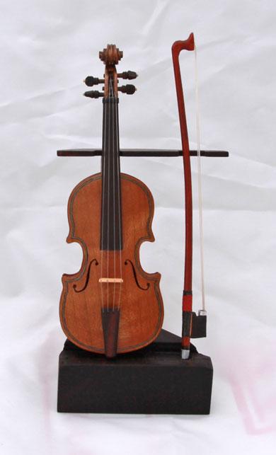 5本目のバイオリン
